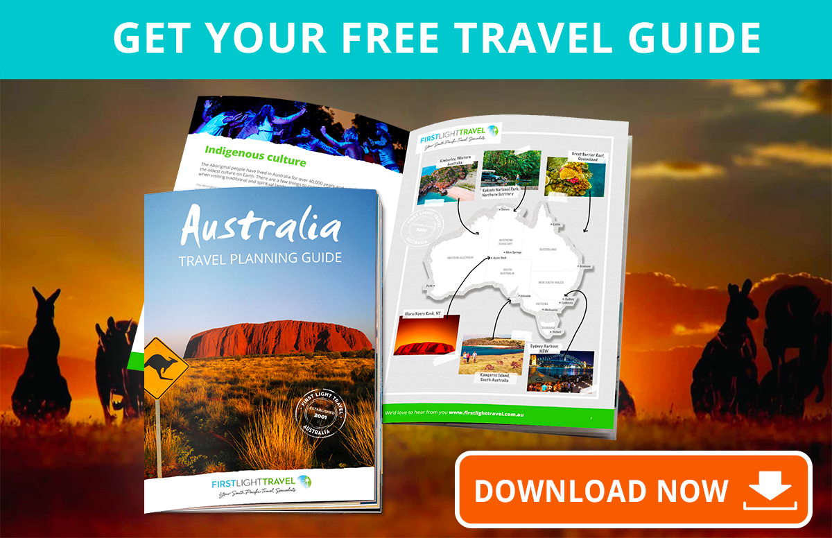 Down load our Australian Travel Brochure