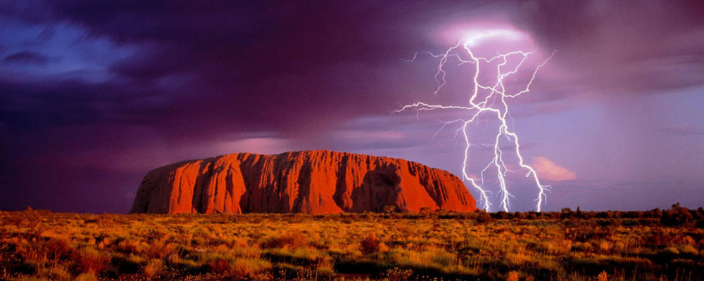 Red Centre Weather