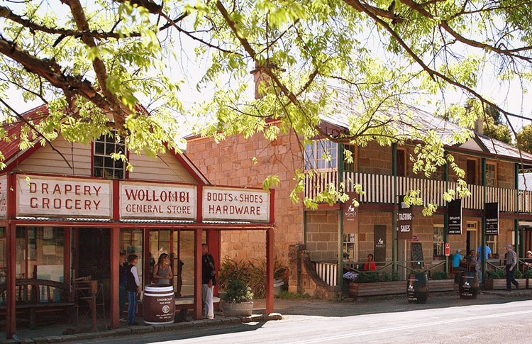 Historic Villages of the Hunter Valley