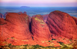 Kata Tjuta The Oglas
