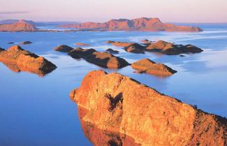 large lake argyle
