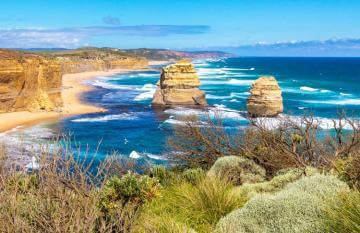 Great Ocean Road Drive