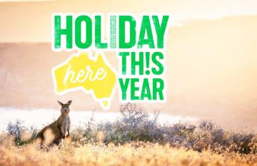 Holiday in Australia this year